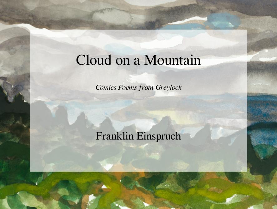 Cloud on a Mountain